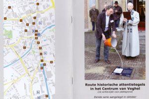 Routeboekje Attentietegels Veghel